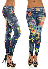 Fashion Women Sexy Jean Skinny Jeggings Stretchy Slim Leggings Skinny Pants New