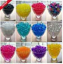WATER AQUA SOIL CRYSTAL BIO GEL BALL BEADS WEDDING VASE FILLER CENTERPIECE
