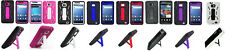 Kickstand Armor Hybrid Cover Case for Samsung Galaxy S2 S959G SGH-S959G Phone