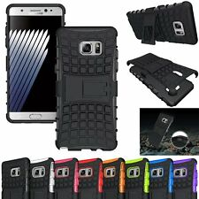 Shockproof Hybrid PC + TPU Kickstand Hard Case Cover For Samsung Galaxy Note 7