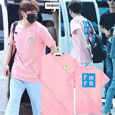 Kpop SHINEE ONEW T-shirt Unisex WOMENS MENS Tee Tshirt Cotton