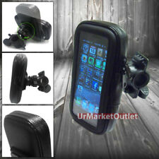 Water Resistant Bicycle Bike Mount Phone Holder Zipper Case For Apple iPhone