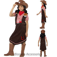 CK826 Deluxe Cowgirl Cowboy Western Wild West Rodeo Fancy Dress Up Costume Hat