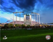 Kauffman Stadium Kansas City Royals 2016 MLB Photo TD133 (Select Size)