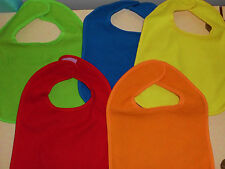 PERSONALISED EMBROIDERED BIBS - HAND MADE IN AUSTRALIA
