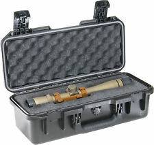 "Pelican Storm Shipping Case with Foam: 8.4"" x 18.2"" x 6.7"""
