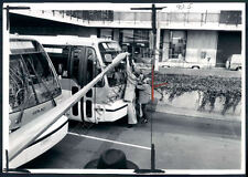 BS Photo BDV-810 Mass Transit Administration Bus 1979