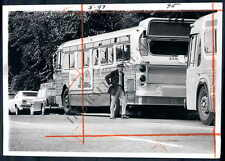 BS Photo BDV-813 Mass Transit Administration Bus 1977