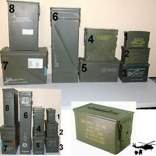2,66€/100ml BW Box Container Munitions Box Metal the U.S lockable)