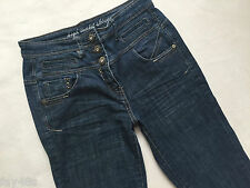 Ladies * NEXT *  High Waist Skinny * Stretch Jeans Size 10 L Great-Cond!