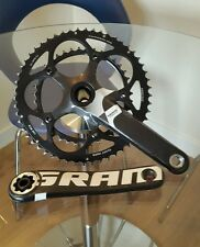 Sram Force  Carbon Powerglide 10speed chainset 53/39 130BCD  BB30/PF30