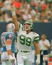 Mark Gastineau New York Jets NFL Action Photo TG020 (Select Size)