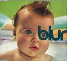"""There's No Other Way Blur UK CD single (CD5 / 5"""") CDFOOD29 FOOD 1991"""