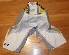 AUTHENTIC UNDER ARMOUR MENS PADDED FOOTBALL COMPRESSION SHORTS SMALL HEAT GEAR