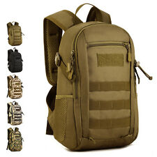 Hiking Backpack 15L Tactical Waterproof Hunting Laptop Camping Military Backpack