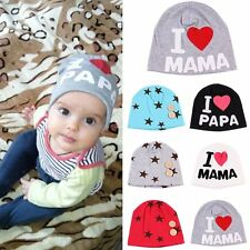 Cute Baby Newborn Toddler Infant Unisex Caps Hot Kids Boy Girl Warm Beanie Hats