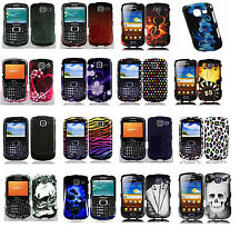 Hard Cover Case for Samsung Freeform 4 SCH - R390 R390X / Comment 2 R390C Phone
