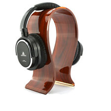 1x Headphone Stand Holder Electronics Display Audio Bracket Durable LNT