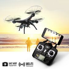 Syma X5SW-1 Wifi FPV 2.4Ghz 4CH RC Drone Quadcopter with HD Camera RTF  6-axis