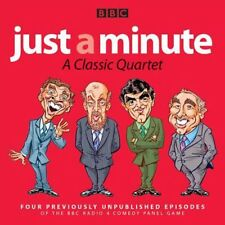Just a Minute: A Classic Quartet by Bbc (English)