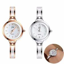 Pretty Women Causal Watch Stainless Steel Bracelet Analog Quartz Wrist Watches