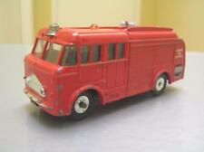 Dinky Toys 276 Airport Fire Tender with flashing light made in England