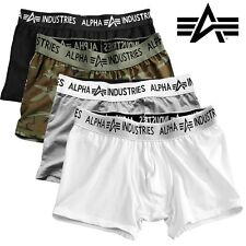 Alpha Industries Boxer shorts Bodywear Boxer Trunks Underwear Men Men new