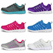 Women's Athletic Breathable Trainers  Gym Jogging Sneakers Sport Shoes Running