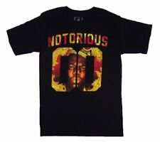 Mens NEW Biggie Notorious B.I.G. T-Shirt 00 Black Short Sleeve Tee Size S M L XL