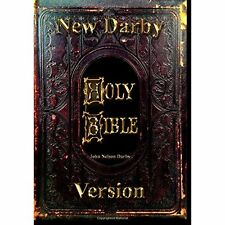 New Darby Version, Holy Bible: Volume II, New Testament: 2 (Old and New Testamen
