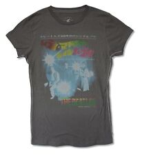 The Beatles Trunk LTD Lady Madonna Inner Light Girls Juniors Grey Shirt New