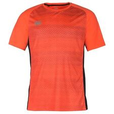 Canterbury Mens Polyester Graphic Rugby Training T Shirt Sport Short Sleeve Crew