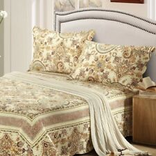 Tache Home Fashion Summer Royal Medallion Reversible Bedspread Set
