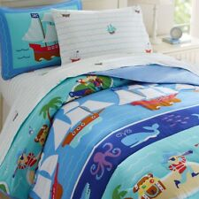 Wildkin Olive Kids Pirates Comforter Set