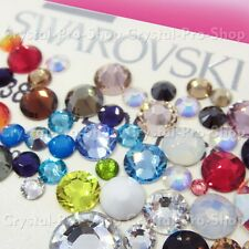 144 Genuine Swarovski Hotfix Iron On 8ss Rhinestone Crystal 2.5mm ss8 Luxuriant
