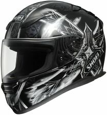 Shoei RF-1100 Motorcycle Helmet - Diabolic Feud Black