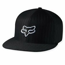 Fox Racing The Steez 210 Flat Bill Wool Blend Motocross Flexfit Hat