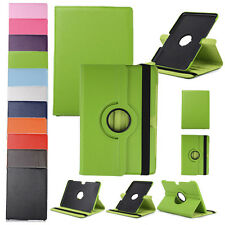 360 Rotating Stand Leather Smart Case Cover For Samsung N8000 Galaxy Note 10.1