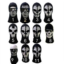 Cosplay Call of Duty 10 COD Balaclava Skull Ghost Face Mask Halloween Costume