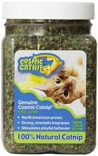 Cosmic CATNIP Cat Treat 100% Natural 4 Size Choices
