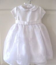 Gymboree Dress 18-24 2T 3T 4T 5T New White Flower Wedding Girl Blooming Nautical