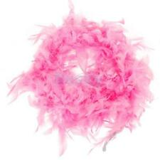 6ft Feather Boas Fluffy Craft Decoration Princess Costume Party Favor Dress Up