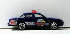MATCHBOX 1990 FORD CROWN VICTORIA POLICE CAR  MINT LOOSE 1:64