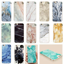 Ultra Slim Rubber TPU Silicone Back Case Cover For Apple iPhone 5 6 6s Plus 21