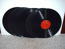10 RECORD COLLECTION OF 78 RPM'S (JAZZ/BLUES/POPULAR), pop, quantity 1