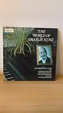 CHARLIE KUNZ - THE WORLD OF CHARLIE KUNZ (DECCA SPA 15) UK 1969 STEREO LP VG+