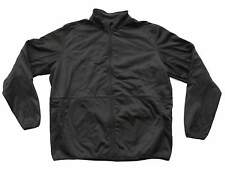 Gear for Sports Black Performance Zip Up Polyester Fleece Lined Jacket (L)