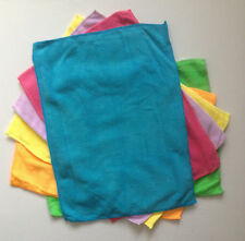 6x Autochoice Microfibre Polishing Cloths