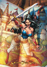 Grimm Fairy Tales 2016 SDCC Zenescope Exclusive Promo Card of 250