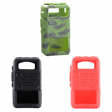 New Two Way Radio Rubber Protection Soft Case for Baofeng UV-5R UV5RA UV5RE Plus